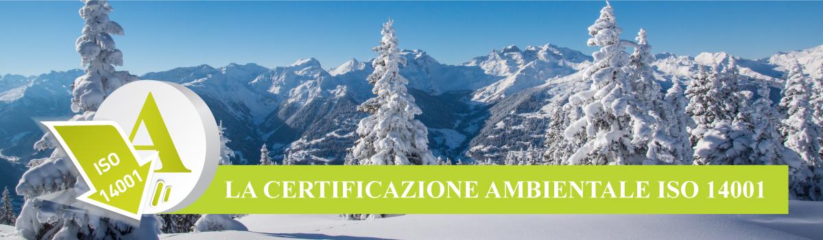 Le semplificazioni della Certificazione Ambientale ISO 14001