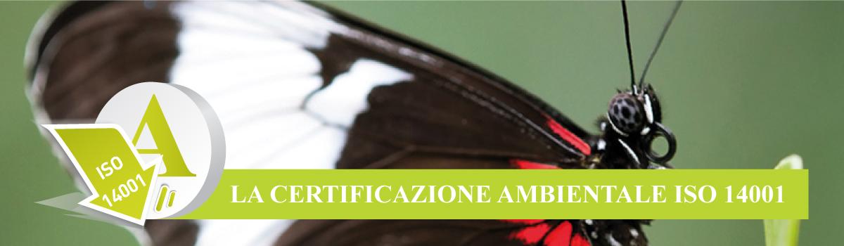 Cos'è la Certificazione Ambientale ISO 14001?