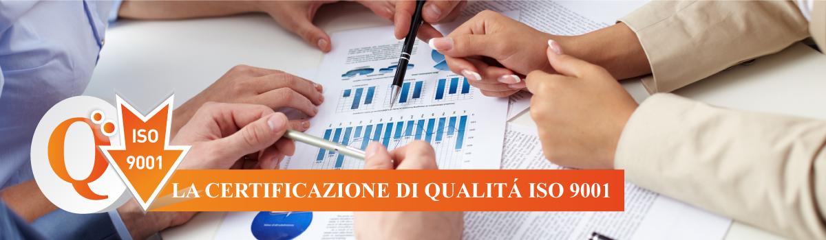 I vantaggi della Certificazione di Qualità ISO 9001