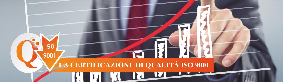 Cos'è la Certificazione di Qualità ISO 9001?