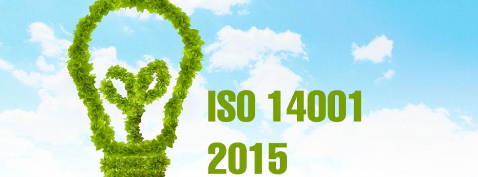 ISO 14001: ridefiniti i requisiti del sistema di gestione ambientale